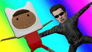 Download Hide and Seek Funny Moments - Cartwheel Edition! (Garry's Mod) Video
