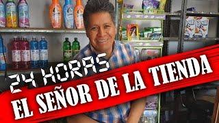 Download 24 HORAS CON EL SEÑOR DE LA TIENDA!! Video
