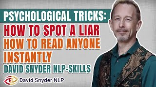 Download Psychological Tricks: How To Spot a Liar | How To Read Anyone Instantly |David Snyder Video