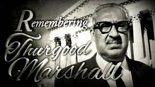 Download Moments In History: Remembering Thurgood Marshall Video