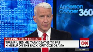 Download Cooper: Trump turned deaths into own gain Video