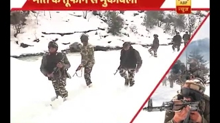 Download Jan Man: Watch how CRPF is guarding Indian borders in -25 degrees Video