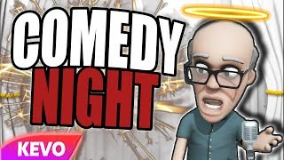 Download Comedy Night but it's a christian server Video