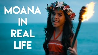 Download Moana in Real Life - ″How Far I'll Go″ Video