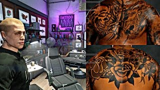 Download FREDDY GOES TO A TATTOO SHOP FOR MORE TATS! FREDDY GETS HIS SEASON HIGH POINTS! - NBA 2K17 MyCAREER Video
