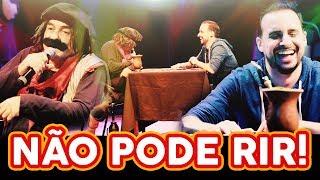 Download NÃO PODE RIR! UTC no Teatro - com GURI DE URUGUAIANA Video
