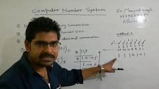 Download Binary,Decimal,Octal,Hexadecimal Conversion (PART-1) Video