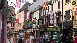 Download IRLAND - Südwestküste ″Ring of Kerry - Dingle - Slea Head - Adare - Rock of Cashel″ IRELAND Video