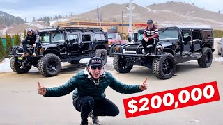 Download BUYING A SECOND $200,000 HUMMER H1 *MILITARY GRADE* Video