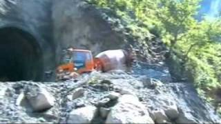 Download Himal Hydro - Upper Tamakoshi Powerhouse Access Tunnel Construction.DAT Video