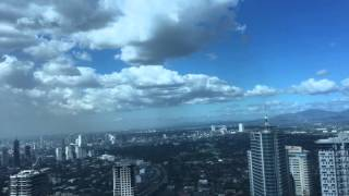 Download New Philippines' fighter jet (FA-50) flies low over EDSA, Ortigas, Manila Video