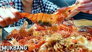 Download 리얼먹방:) 독도새우,닭새우!! 이렇게 비싼 음식도 먹어보고 유튜브하길 잘했다...ㅣBIG Shrimp(raw)ㅣいせエビㅣMUKBANGㅣEATING SHOW Video