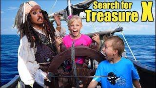 Download Kids vs Pirates! Search for Treasure X! Video