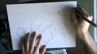 Download [One Piece] How to draw Sabo / Comment déssiner Sabo Video