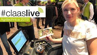 Download #claaslive | CEMOS für Traktoren. Video