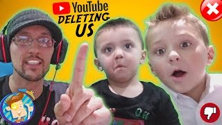 Download YouTube is Breaking Apart! Kid Channels at Risk! (FUNnel Vision Part 2 New Information Update) Video