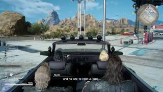 Download Final Fantasy 15 Type D off road car gameplay Video