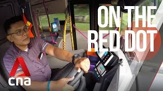 Download CNA | On The Red Dot | S7 E24 - BUS-tling: What it takes to drive a public bus Video