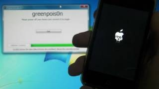 Download Jailbreak 4.2.1 Untethered With Greenpois0n For iPhone 4S/4/3Gs/3G iPod Touch 4th/3rd/2nd Gen & iPad Video