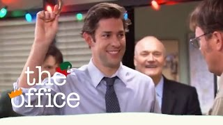 Download Jim Saves the Christmas Party - The Office US Video