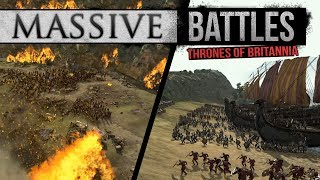 Download Thrones of Britannia - The Siege of Hastings (Massive Battles) Video