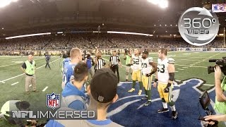 Download 360° Packers vs. Lions Week 17 for the NFC North Crown (360 Video) | Ep. 8 | NFL Immersed Video