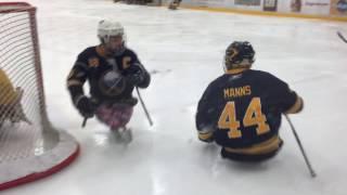 Download Boston Bruins Vs. Buffalo Sabres Sled Hockey Video