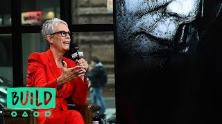 Download Jamie Lee Curtis Talks The ″Halloween″ Sequel Video
