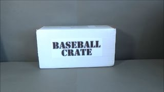 Download NEW Crate Product: ″The Card Crate″ Baseball Edition Box Break! Video