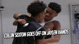 Download Collin Sexton & Jaylen Hands get Physical at the Ballislife All American Practice Video