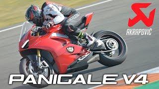 Download Ducati Panigale V4 2018 On Board / Pure Sound Video