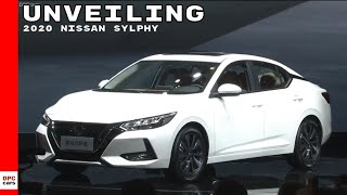 Download 2020 Nissan Sylphy/Sentra unveiling At Auto Shanghai Video