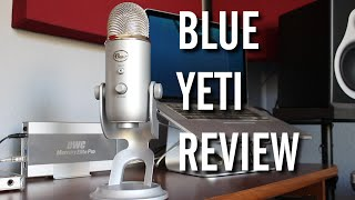 Download Best USB Microphone for Vocals: Blue Yeti Review + Sound Test (2015) Video