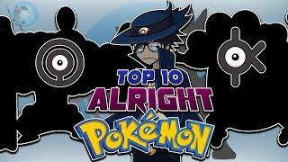 Download My Top 10 Middle Favorite Pokémon Video