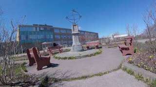 Download Quick bike tour around Memorial University. Video