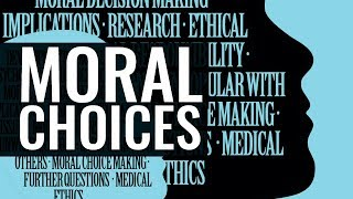 Download The Right Stuff: How Do We Make Moral Choices? - Professor Gwen Adshead Video