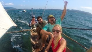 Download Sailing a Pirogue in Madagascar- Sailing SV Delos Ep. 99 Video