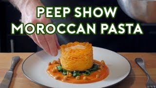 Download Binging with Babish: Moroccan Pasta from Peep Show Video