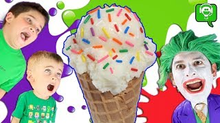 Download HUGE Ice Cream Surprise Egg and SCOOPS Game App! Video
