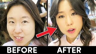 Download KOREAN CELEBRITY STYLE MAKEOVER in Seoul Video