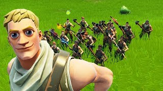 Download I built an army of default skins... Video