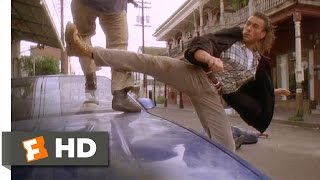 Download Hard Target (1/9) Movie CLIP - Chance Rescues Natasha (1993) HD Video