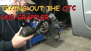 Download Trying Out The OTC Hub Grappler 6575 Kit Video