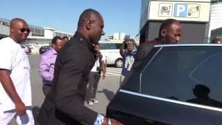 Download Apostle Johnson Suleman Arrives Vienna Austria Aug. 2017 Video
