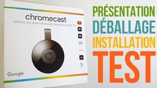 Download Chromecast 2 : Diffuser le contenu de son Smartphone sur sa Télé ! Video