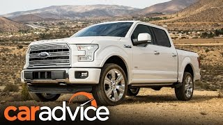 Download 2017 Ford F-150 Limited review   CarAdvice Video