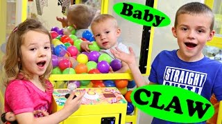 Download Best Learning Colors Video For Kids Claw Machine Counting & Educational Color Balls Video Video