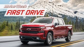 Download 2020 Chevrolet Silverado 1500 3.0L Duramax | First Drive Video