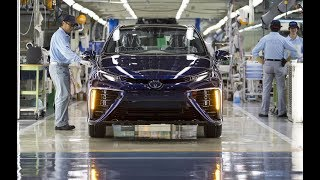 Download Toyota Mirai FULL PRODUCTION in Japan Video
