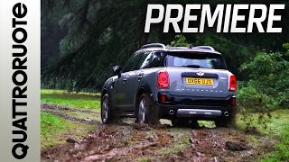 Download Nuova Mini Countryman: la prova in off-road | Quattroruote Video